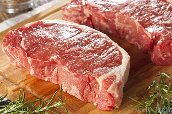 گوشت سفید شترمرغ