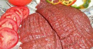 کارخانه تولیدی گوشت شترمرغ