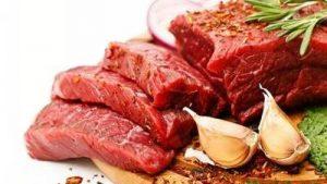 صادرات انواع گوشت شترمرغ